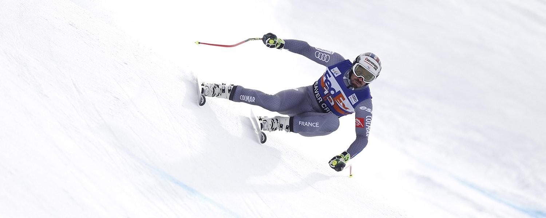 News Adrien Théaux